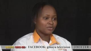 GAKUI WA KAMAU _ GIKUYU RUCIINI WITH MWANGANGI WA KIMANI AND GIKUYU TV MARKETING TEAM