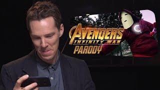 Video The AVENGERS REACT TO AVENGERS PARODY HAHAHA MP3, 3GP, MP4, WEBM, AVI, FLV September 2018