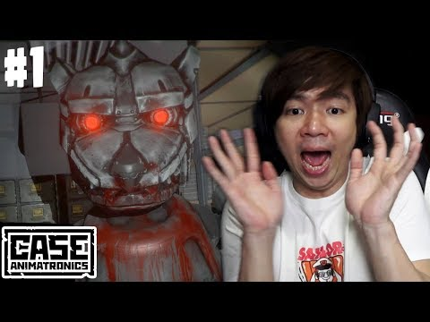 Ci Luk Ba - Case Animatronics Indonesia #1