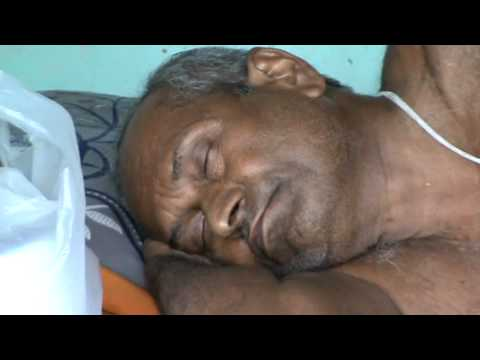 Old Man Sleeping(village)