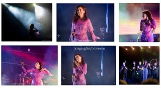 Ana Moura, ontem dia 07 de julho na 30ª Semana Cultural das Velas