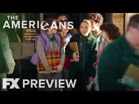 The Americans Season 5 Teaser 'Schools Out'