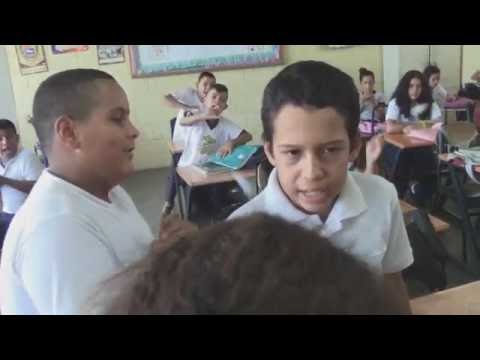 Acoso Escolar/Dirección Tony Fuente/1er Encuentro de Cortometrajes