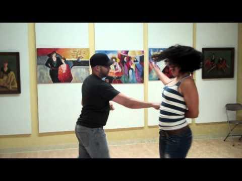 Footworks Studio, Advanced Salsa, May 24