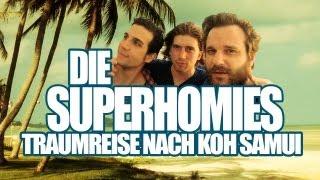 Die Superhomies In Thailand - Traumreise Nach Koh Samui
