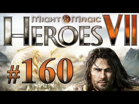 Might & Magic Heroes VII Герои 7 прохождение кампания Некромантов карта 2 #5