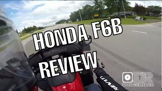9. 2013 Honda F6B Deluxe - Test Ride