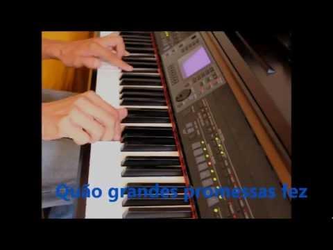 CCB Hino 210 - Grandes promessas - HINÁRIO 5  - Legendado
