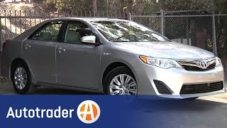 2012 Toyota Camry Hybrid: New Car Review - AutoTrader