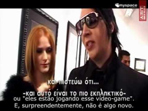 Entrevista para o MySpace Grécia