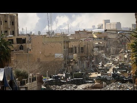 Ιράκ: Συνεχίζονται οι επιχειρήσεις στη Δυτική Μοσούλη