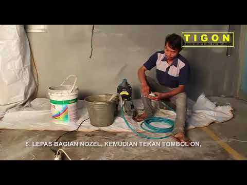 MESIN TIGON PAINT SPRAYER