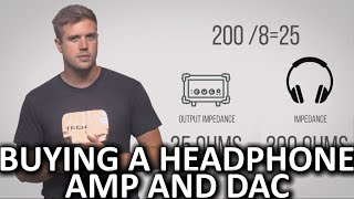 How To Choose A Headphone & And Dac