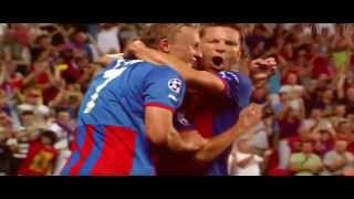 Video SEPTIC PEOPLE - Červená a modrá (hymna pro Viktorku)