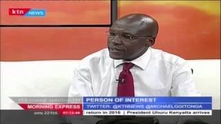 Background history of Kakamega Senator Dr. Bonny Khalwale