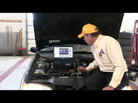 diagnosing CAN communication problem on Volvo S70