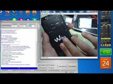 wiko lenny 3 reset frp miracle box remove google account - смотреть