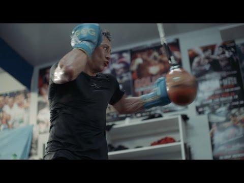 Gennady GGG Golovkin vs. Daniel Jacobs, preparation, New York City (видео)