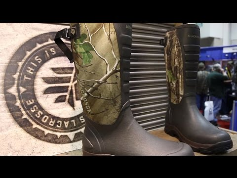New: LaCrosse 4x Alpha Hunting Boots (2015)