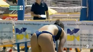 Canary Islands Beach Volleyball Girls