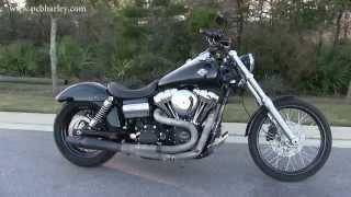 2. Used 2013 Harley Davidson FXDWG Dyna Wide Glide