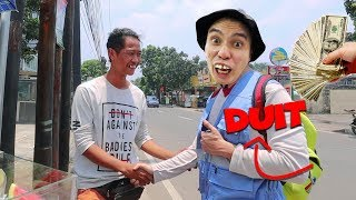 Video Prank Otong RAMPOK bank part 2 !! Otong nyobain jadi PENJUAL TISSUE !! MP3, 3GP, MP4, WEBM, AVI, FLV April 2019