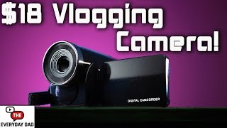 Video Reviewing the CHEAPEST Vlogging Camera at Walmart!  Reviewing the Cheapest! MP3, 3GP, MP4, WEBM, AVI, FLV Juli 2018