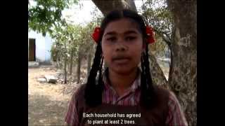 In this video, students from our school environmental education program share their views on our sessions on the issues of tree felling and human induced forest fires; issues that were once prevalent in their villages.Since mid-2011 Vanashakti has been working in the Tansa Valley, a predominantly tribal area, about 70 km from Mumbai. This river valley is located in the Western Ghats, a biodiversity hot spot and is facing much environmental degradation due to the developmental pressure that it faces today due to its close proximity to Mumbai. What jeopardises the problem is the lack of sense of belonging among the local communities for their land, forests, mountain and river. Tree felling is rampant coupled with burning down the forests for hunting, selling of top soil to brick manufacturers which gradually makes the farmlands infertile. This land is then sold to real estate developers or industrial constructions.Vanashakti's program in the valley 'Integrated Management and Preservation of the Tansa Valley Ecology & Ecosystems' aims at:1. Sensitizing schools, local communities and the local self-government on local biodiversity and landscapes, their importance and preservation. Sensitizing the said bodies on the environmental degradation that the local area faces and their role in preserving their environs.2. Regenerating and restoring the greenery of the area with local, indigenous varieties of trees,3. Scientifically investigating into issues of local environmental degradation4. Enlisting the participation of the local communities in conserving and preserving the ecosystems of the valley.