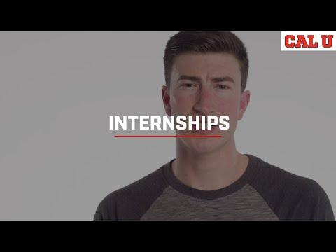 Internships at California University of Pennsylvania