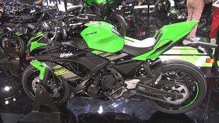 9. Kawasaki Ninja 650 KRT Edition (2019) Exterior and Interior