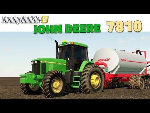 John Deere 7810 v1.0.0.0