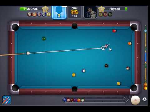 [Y8 FLASH GAME] 8 Ball Pool Multiplayer (Snooker Online Game) - Gameplay P.7