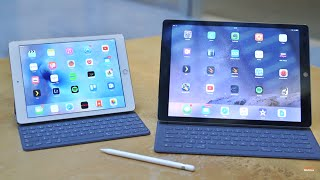 Is bigger always beter? The new iPad Pro 9.7 and iPad Pro 12.9 share many of the same features, but there are a few big differences you should know about. Bu...