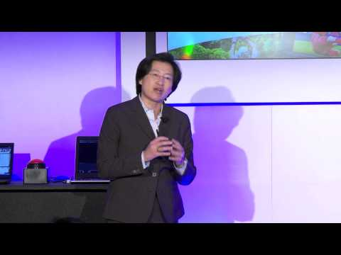 AMD at CES 2013 — Immersive Experiences and the Low Power Space