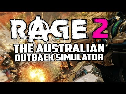 Rage 2 Review (Australian Outback Simulator) - GmanLives