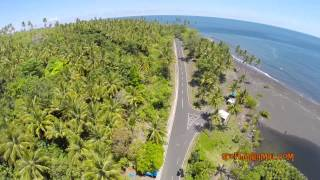 Ternate Indonesia  City new picture : Aerial Video - Ternate Island, Indonesia