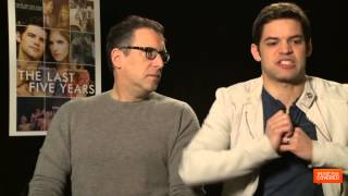 The Last Five Years Interview With Richard LaGravenese And Jeremy Jordan [HD]