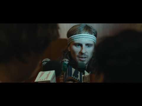BORG VS  MCENROE Official Red Band Trailer 2017 Shia LaBeouf Wimbledon Movie