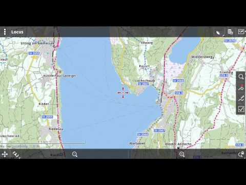 Video of Locus Map Free - Outdoor GPS