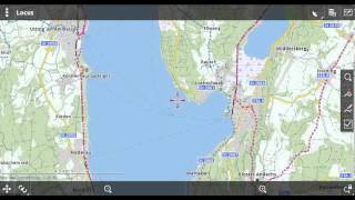 Locus Map Free - Outdoor GPS YouTube video