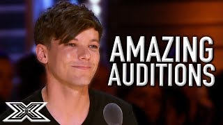Video BEST Auditions From The X Factor UK 2018 Part 1! | X Factor Global MP3, 3GP, MP4, WEBM, AVI, FLV Maret 2019