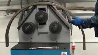 Трубогиб электрический ETB60-50HV Blacksmith, профилегиб