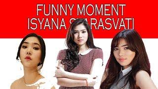 Video Lucunya!! Isyana Funny Moment MP3, 3GP, MP4, WEBM, AVI, FLV Juni 2019