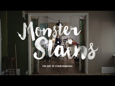 Persil gets creative with stains in stop-frame animation film video