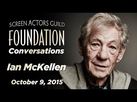 Conversations with Sir Ian McKellen
