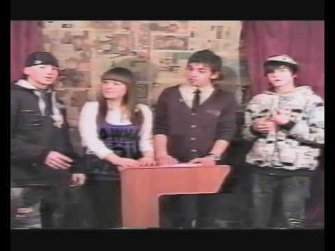 2-ой выпуск молодежной телепередачи г.Селидово. Рэп (видео)