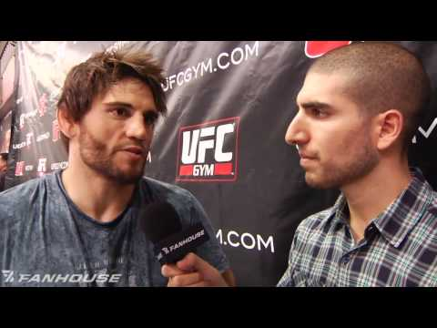 Jon Fitch Thiago Alves Weigh Cut Issues Are Laughable
