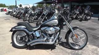 5. 038163 - 2005 Harley Davidson Softail Deuce FXSTD - Used motorcycles for sale
