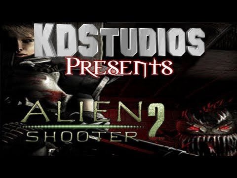 Alien Shooter 2 Reloaded Gameplay - PC