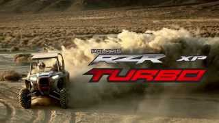 10. 2016 Polaris RZR XP 1000 Turbo, First Look